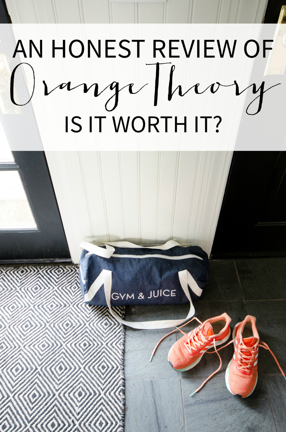 An Orange Theory review that is totally honest and breaks down the pros and cons of joining an Orangetheory Fitness location. Written by someone who has gone consistently for the past year!