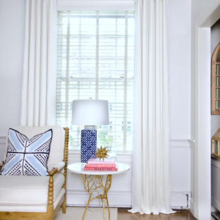 How to Get Curtains to Hang Straight (How to Train Curtains)
