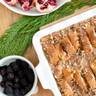 Overnight French Toast Recipe – Holiday Breakfast